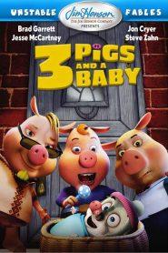 หมู 3 ซ่าส์กับลูกหมาป่าจอมเฮี้ยว Unstable Fables: 3 Pigs & a Baby (2008)
