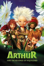 อาเธอร์ 2 ผจญภัยเจาะโลกมหัศจรรย์ Arthur and the Revenge of Maltazard (2009)