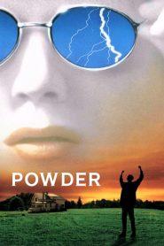 ชายเผือกสายฟ้าฟาด Powder (1995)