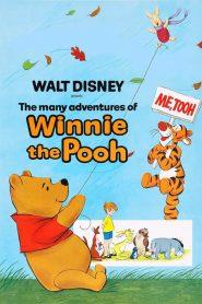 วินนี่ เดอะ พูห์ พาเหล่าคู่หูตะลุยป่า The Many Adventures of Winnie the Pooh (1977)