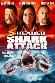 โคตรฉลาม 3 หัวเพชฌฆาต 3-Headed Shark Attack (2015)