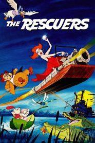 หนูหริ่งหนูหรั่งผจญเพชรตาปีศาจ The Rescuers (1977)