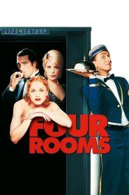 คู่ขาบ้าท้าโลก Four Rooms (1995)