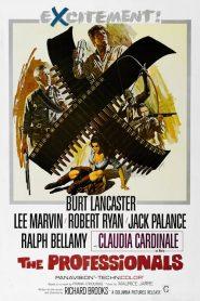 ประกาศิต 4 จอมสังหาร The Professionals (1966)