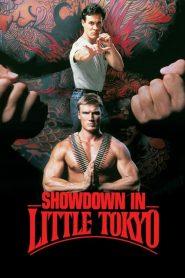 หนุ่มฟ้าแลบกับแสบสะเทิน Showdown in Little Tokyo (1991)