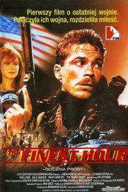 เดอะ ไฟเนสท์ อาวร์ The Finest Hour (1992)