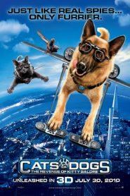 สงครามพยัคฆ์ร้ายขนปุย 2 : ตอน คิตตี้ กาลอร์ ล้างแค้น Cats & Dogs: The Revenge of Kitty Galore (2010)