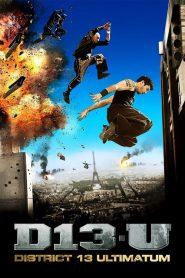 คู่ขบถ คนอันตราย 2 District 13: Ultimatum (2009)