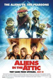 มันมาจากข้างบนกับแก๊งซนพิทักษ์โลก Aliens in the Attic (2009)