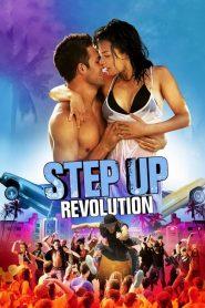 สเต็ปโดนใจ หัวใจโดนเธอ ภาค 4 Step Up Revolution (2012)