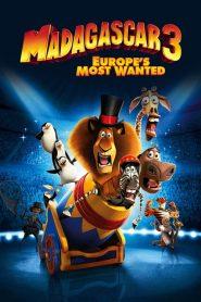 มาดากัสการ์ 3 ข้ามป่าไปซ่าส์ยุโรป Madagascar 3: Europe's Most Wanted (2012)
