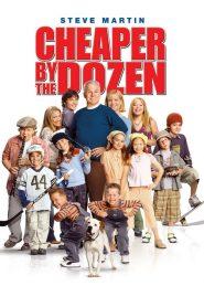 ครอบครัวเหมาโหลถูกกว่า Cheaper by the Dozen (2003)