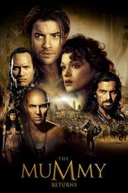 เดอะมัมมี่ รีเทิร์นส ฟื้นชีพกองทัพมัมมี่ล้างโลก The Mummy Returns (2001)