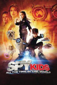 ซุปเปอร์ทีมระเบิดพลังทะลุจอ Spy Kids: All the Time in the World (2011)