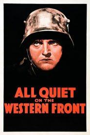 แนวรบตะวันตก เหตุการณ์ไม่เปลี่ยนแปลง All Quiet on the Western Front (1930)